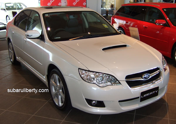 Subaru liberty models